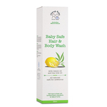 Cherub Rubs Baby Safe Hair & Body Wash, 250ml