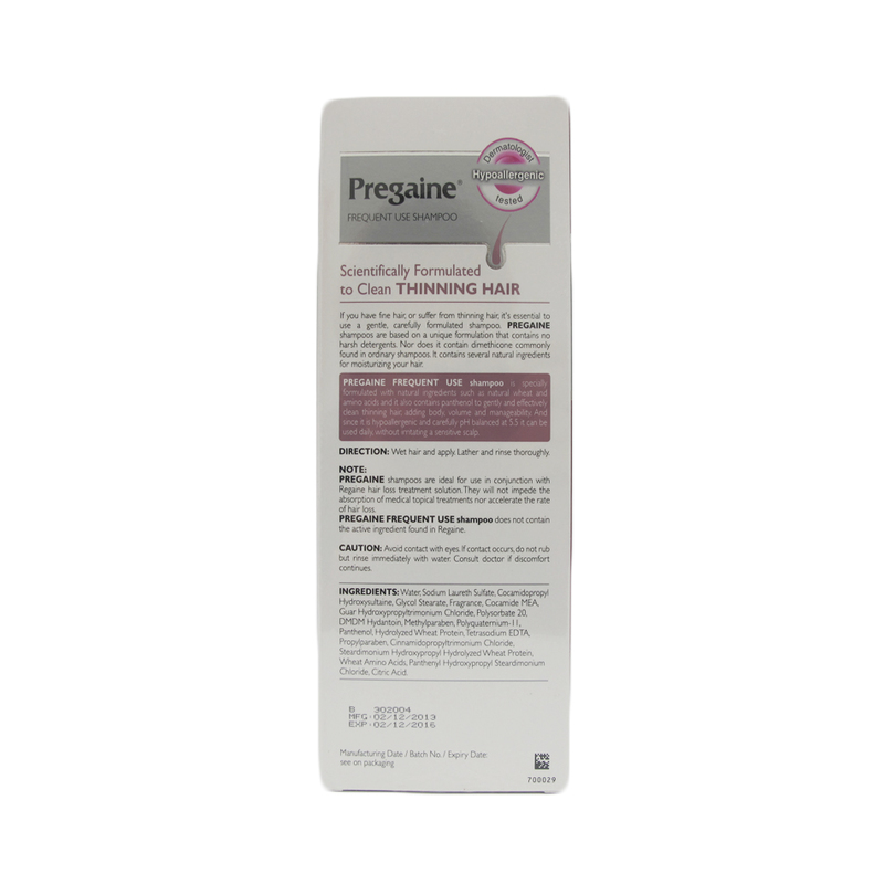 Frequent Use Shampoo, 400ml