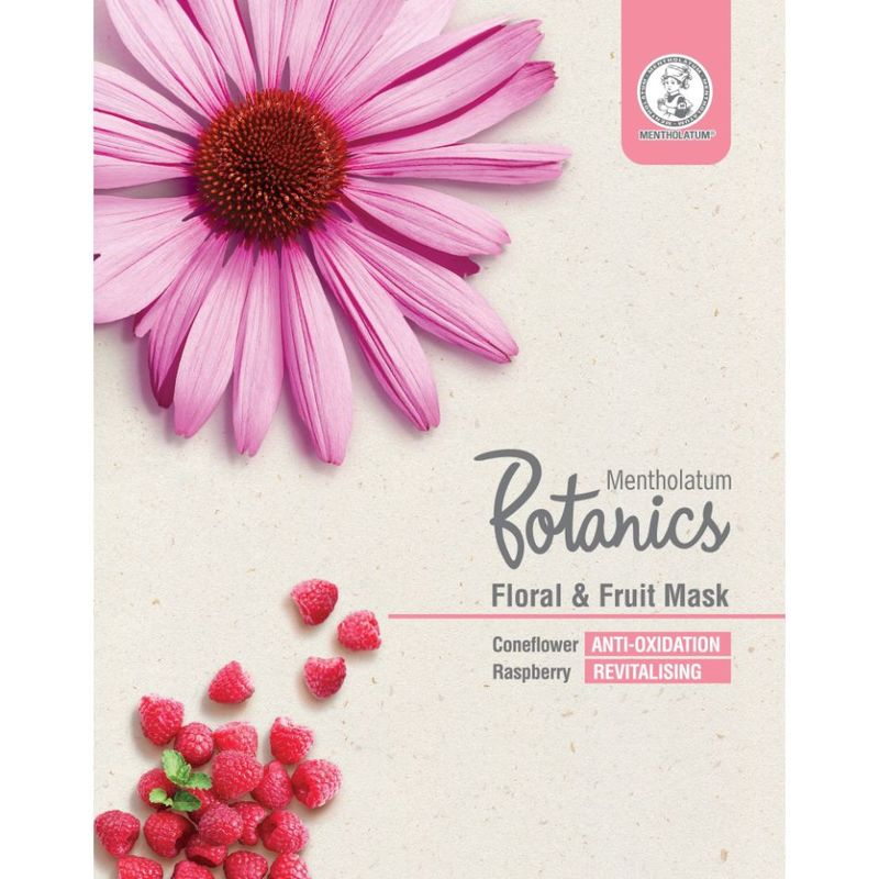 Botanics Floral and Fruit Mask Antioxidation & Revitalising