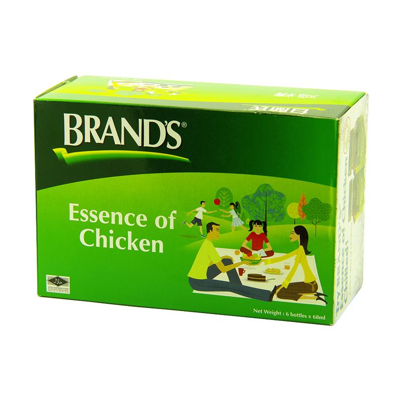 Brand's Essence of Chicken, 6x68ml