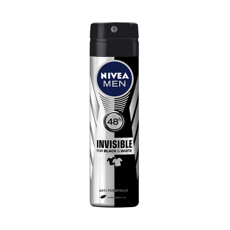 Nivea Men Invisible for Black & White Anti-perspirant