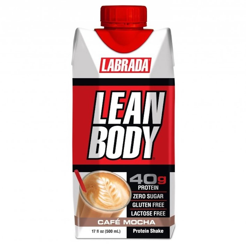 Labrada Lean Body RTD Café Mocha 500ml