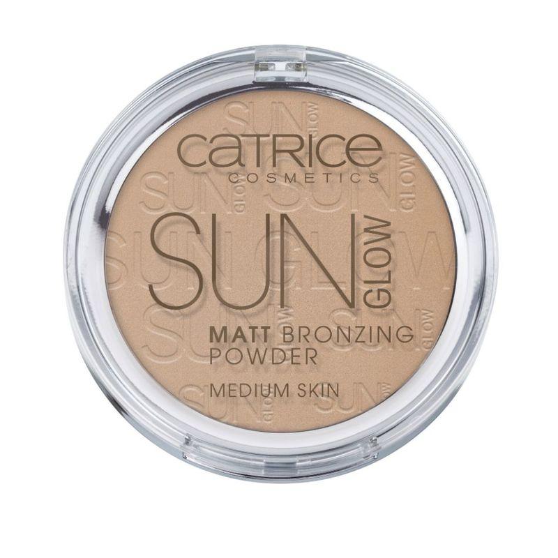 Catrice Sun Glow Matt Bronzing Powder 030