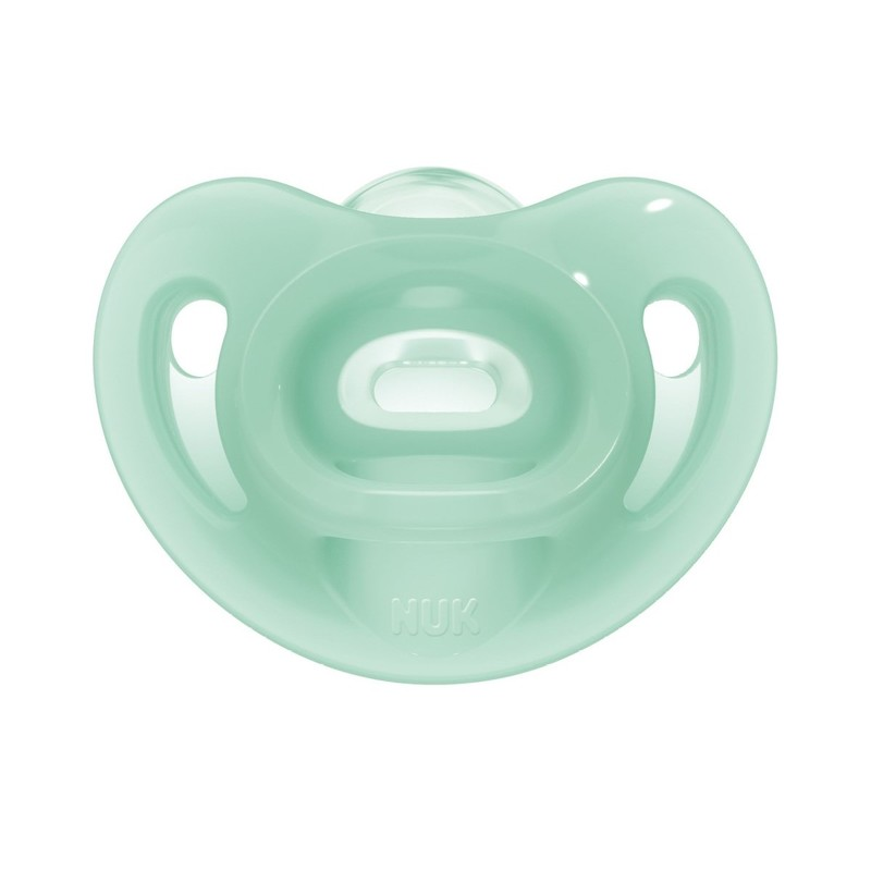 Nuk Sensitive Soother S2 1Pcs