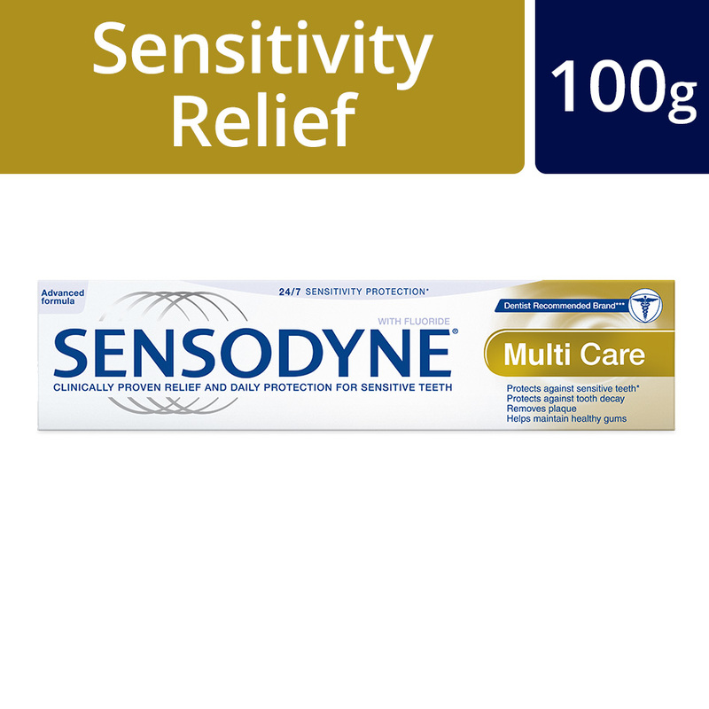 Sensodyne Sensitive Daily Care Multi Care Toothpaste, 100 g