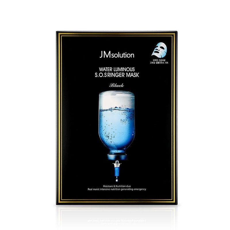 JM Solution Water Luminous S.O.S Ringer Mask 10S
