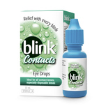 Blink Contacts Eye Drops, 10ml