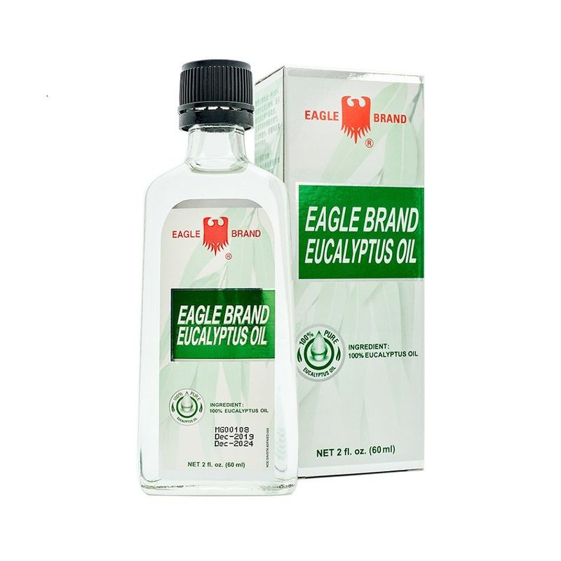 Eagle Eucalyptus Oil 60ml