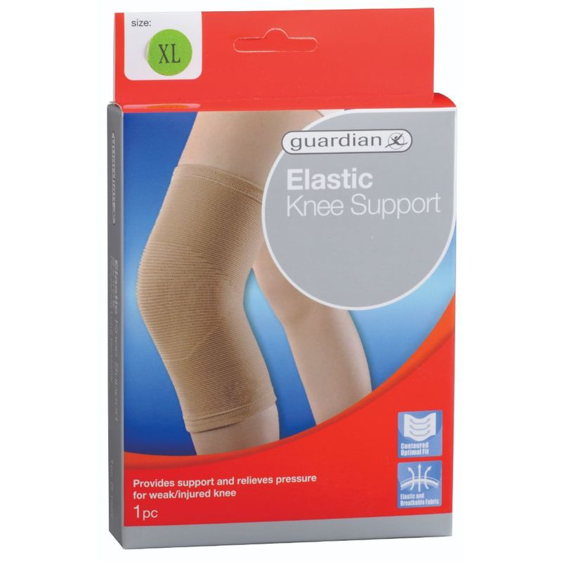 Guardian Elastic Knee Support XL