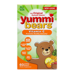 Yummi Bears Vitamin C, 60s