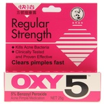 Oxy 5 Acne Pimple Medication 25g