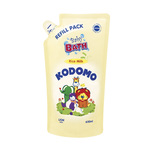 Kodomo Rice Milk Baby Bath Refill, 650ml