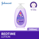 Johnson's Baby Bedtime Lotion 500ml