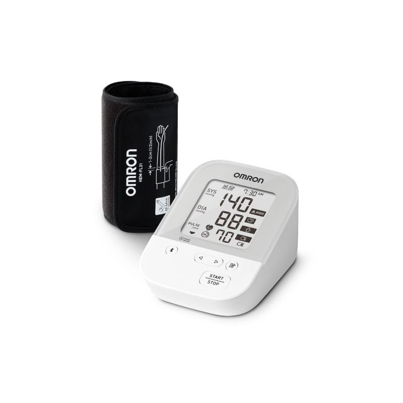 Omron Blood Pressure Monitor HEM 7156-A 1 piece