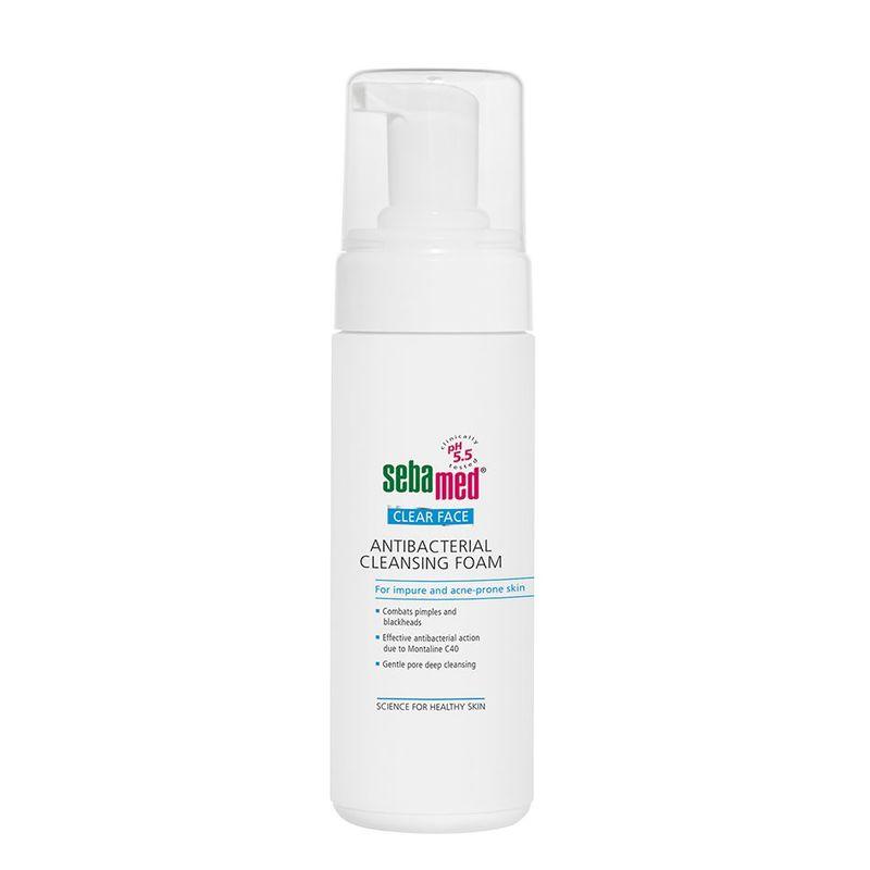 Sebamed  Anti-bacterial Cleansing Foam 150ml