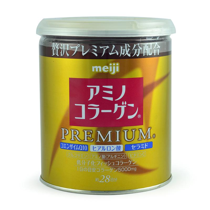 Meiji Amino Collagen Premium Gold, 200g