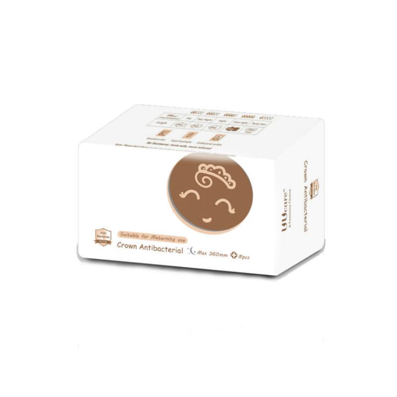 UUcare Anti-bacterial 360mm, 8pcs