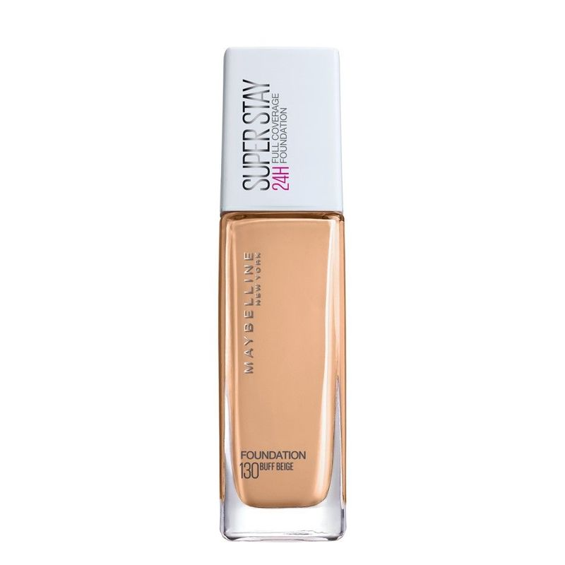 Maybelline Superstay Full Coverage Foundation Buff Beige 130 30ml
