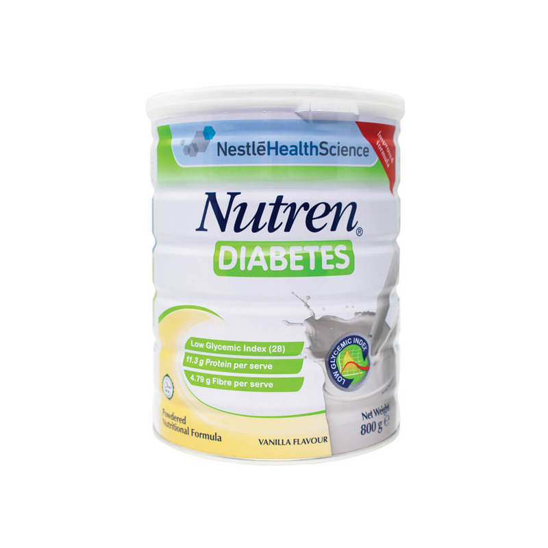 Nutren Diabetes Powder, 800g