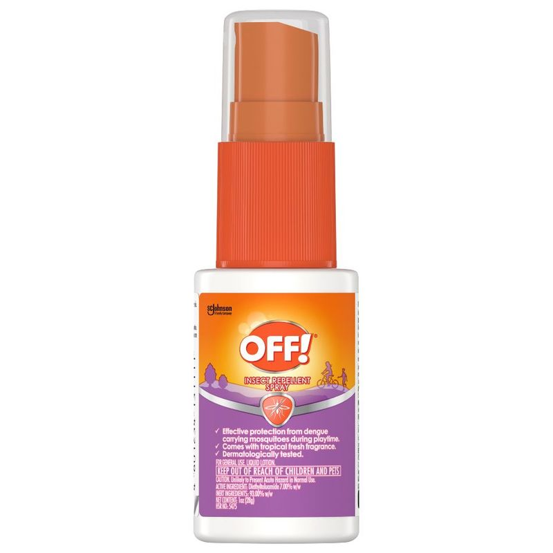 OFF! Insect Repellent Spray, 1oz