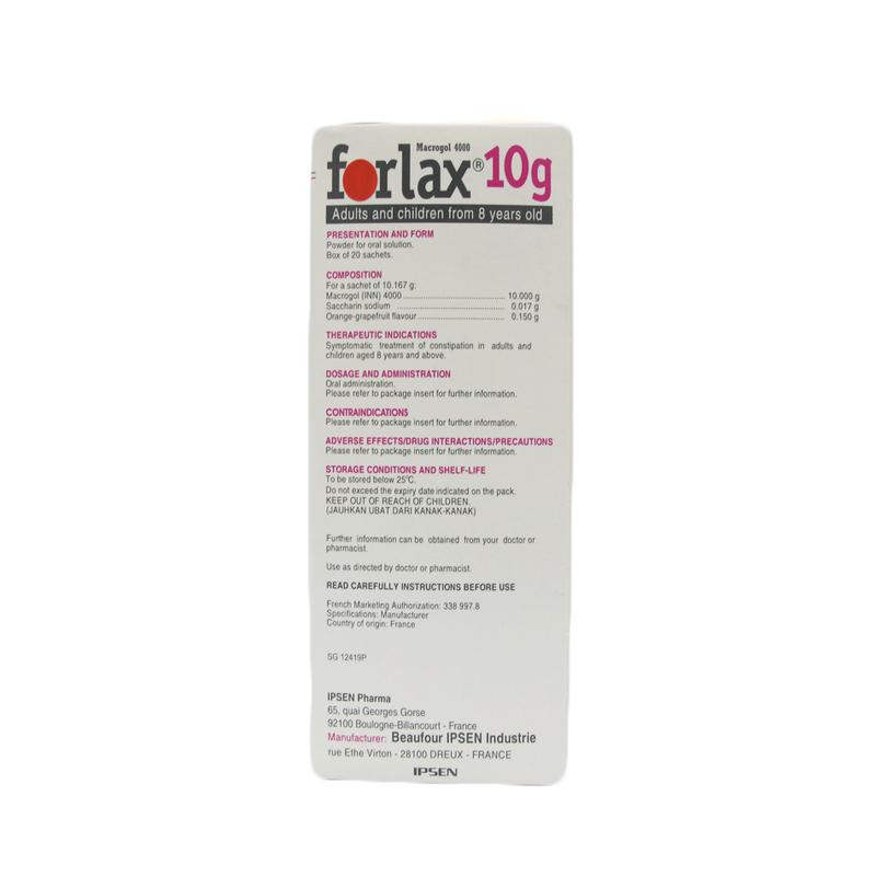 Forlax 10g, 20pcs