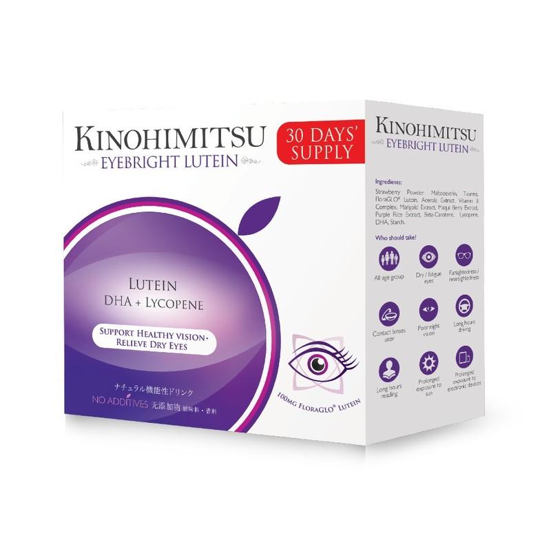 Kinohimitsu Eyebright, 30 sachets