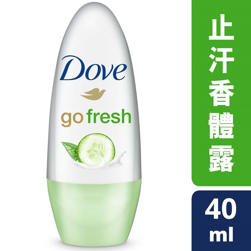 Dove Deod Roll On Fresh Touch 40mL