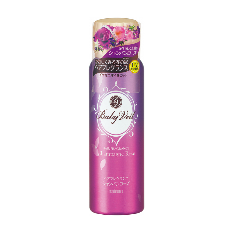 Baby Veil Hair Fragrance Champagne Rose, 30ml