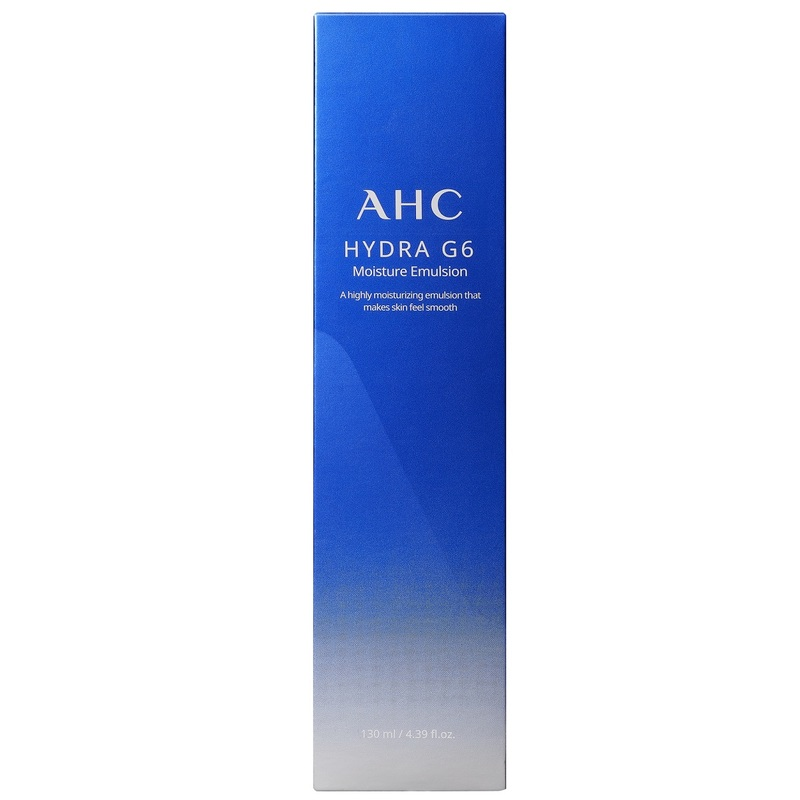Ahc Hydra G6 Moisture Emulsion130mL
