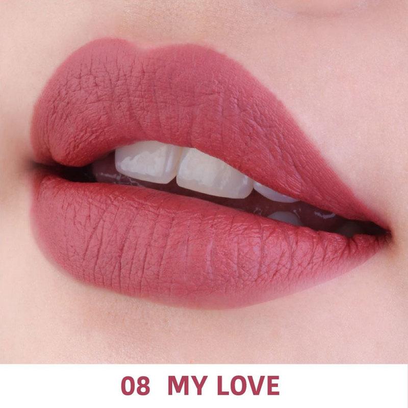 4U2 You're Mine Matte Lipstick No. 8 My Love