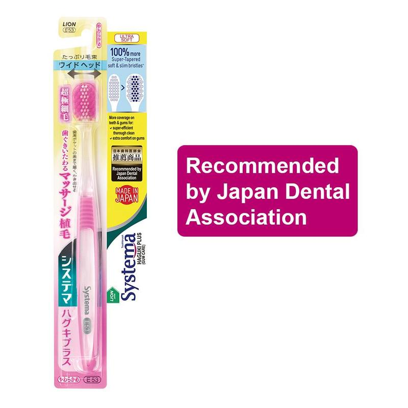 Systema  Haguki Plus Toothbrush - Ultra Soft