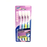 Mannings Gum Care Toothbrushx4