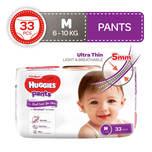 Huggies Platinum Pants M, 33pcs