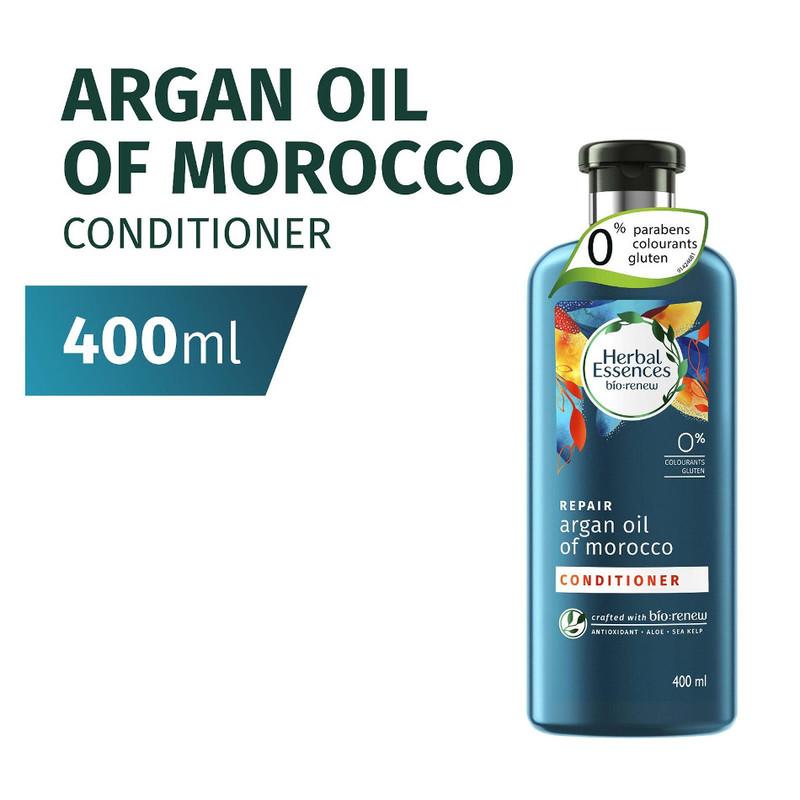 Herbal Essences REPAIR Argan Oil of Morocco Conditioner, 400ml