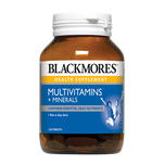 Blackmores Multivitamins plus Minerals, 120 tablets