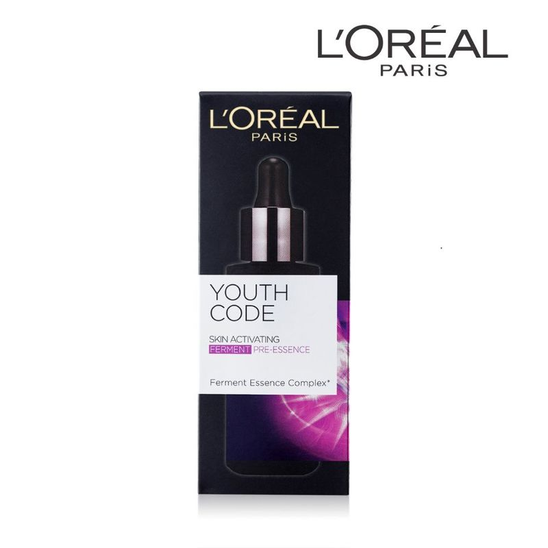 L'Oreal Paris Youth Code Ferment Pre Essence  30ml