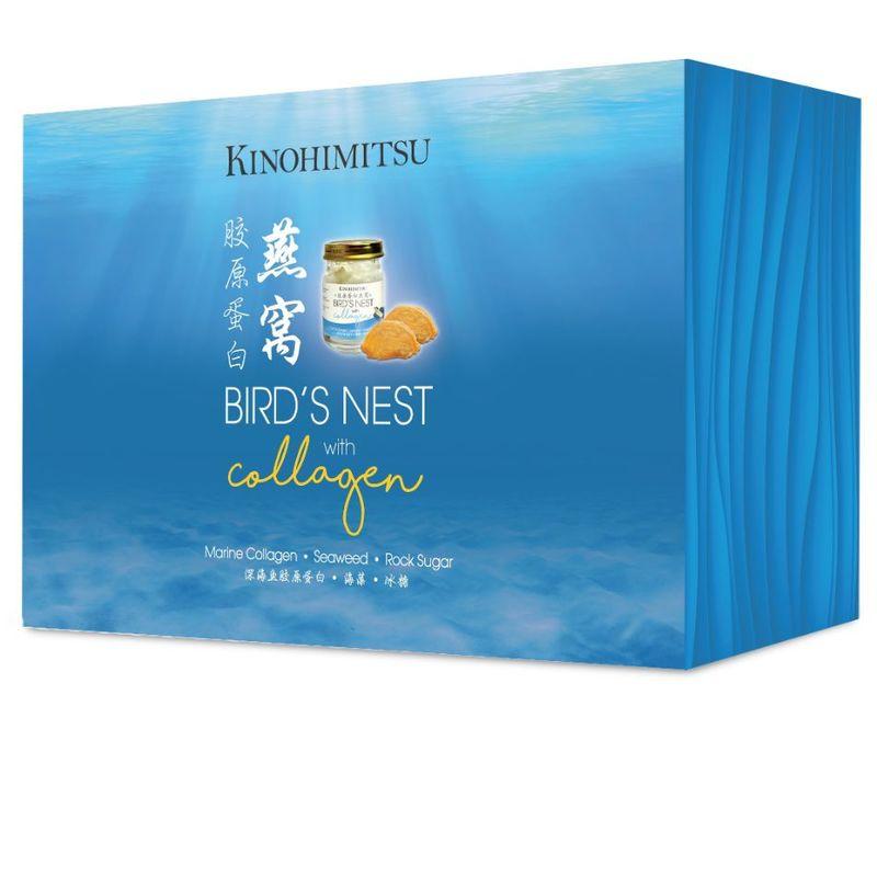 Kinohimitsu Bird's Nest with Collagen
