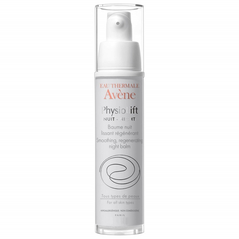 Avene PhysioLift Night Smoothing Regenerating Night Balm, 50ml