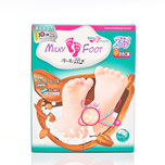 Milky Foot 3D Intense Exfoliating Foot Pad Super 4 1pair