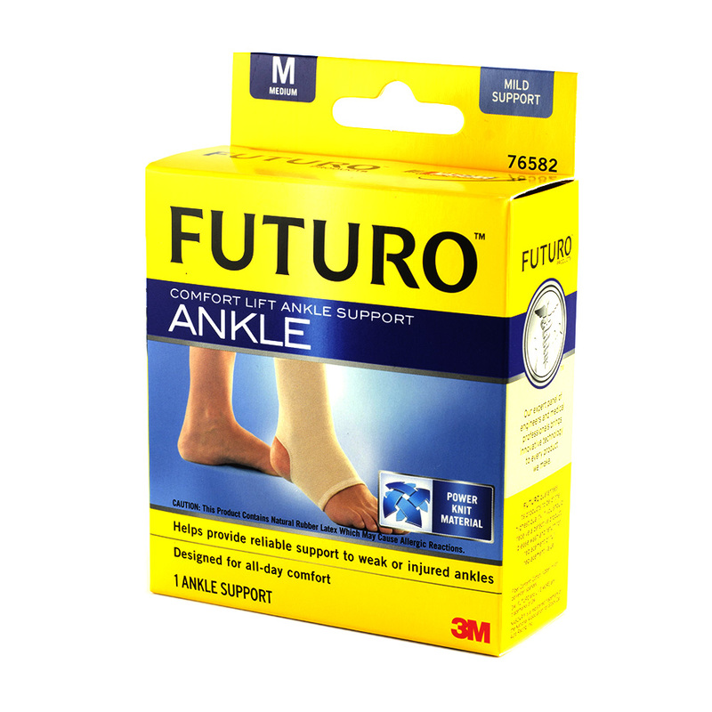 Futuro Comfort Lift Ankle Support M