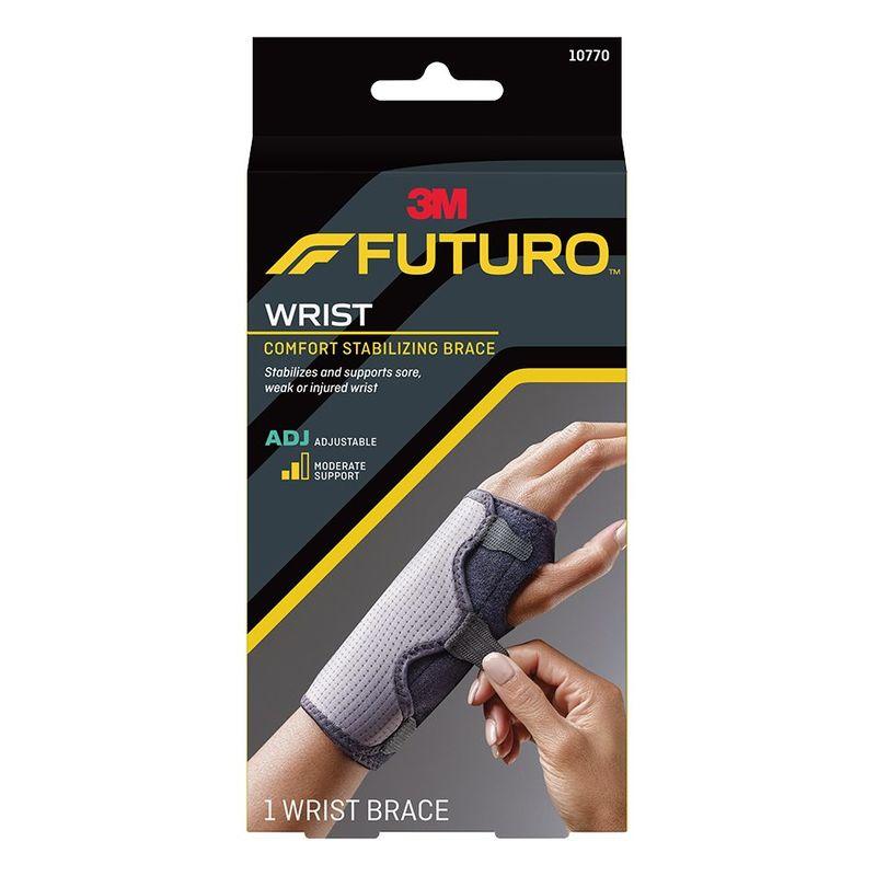 Fututuro Comfort Stablizing Wrist Brace Adjustable