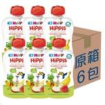 HiPP Organic Strawberry Banana in Apple -F