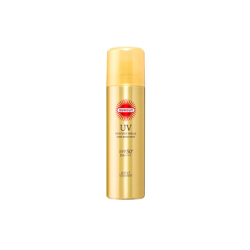 Kose Cosmeport Suncut UV Spray Super Waterproof, 90g
