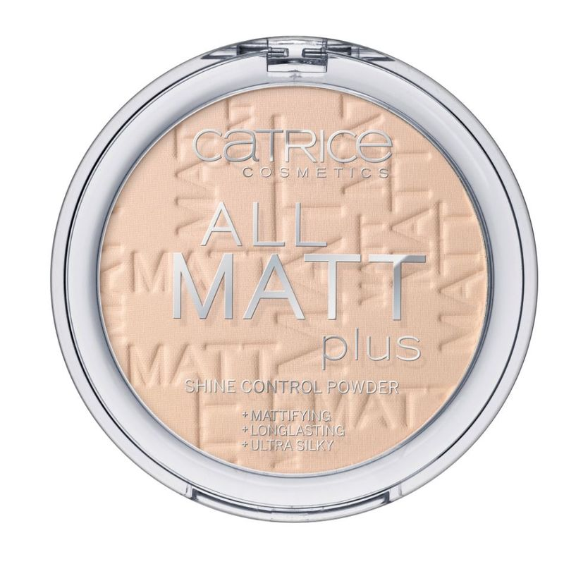 Catrice All Matt Plus Shine Control Powder 010