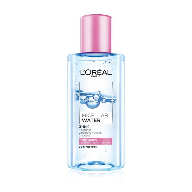 L'Oreal Paris Micellar Water (Pink) 95ml