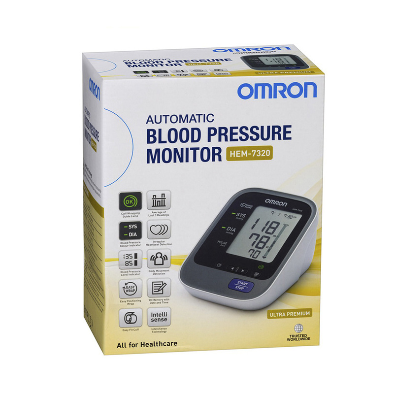 Omron HEM-7320 Blood Pressure Monitor
