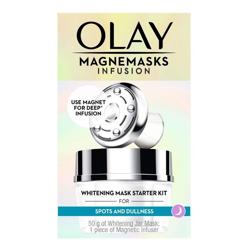 Olay Magnemasks Infusion Whitening Mask Starter Kit