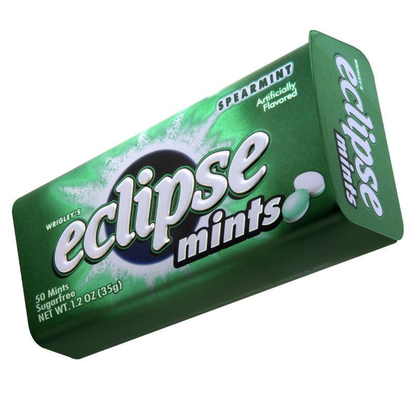 Wrigley Eclipse Mint Spearmint, 35g