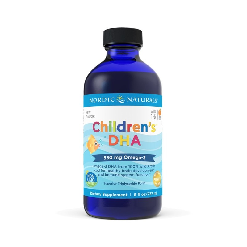 Nordic Naturals Children's DHA 237ml