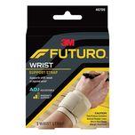 Futuro Wrist Support Strap Adjustable Beige